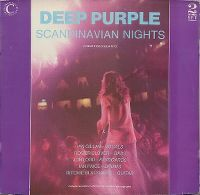 Cover Deep Purple - Scandinavian Nights