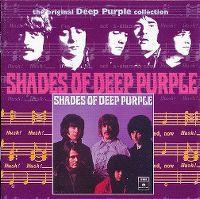 Cover Deep Purple - Shades Of Deep Purple