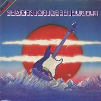Cover Deep Purple - Shades Of Deep Purple