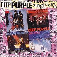 Cover Deep Purple - Singles A's & B's
