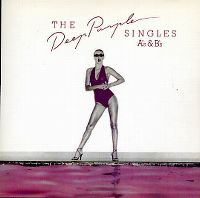 Cover Deep Purple - Singles A's & B's