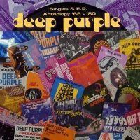 Cover Deep Purple - Singles & E.P. Anthology '68 - '80