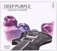 Cover Deep Purple - Smoke On The Water - White Collection