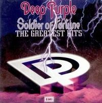 Cover Deep Purple - Soldier Of Fortune - The Greatest Hits