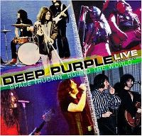 Cover Deep Purple - Space Truckin' Round The World - Live 1968-76