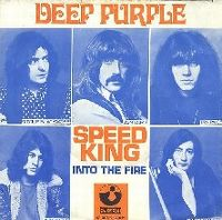 Cover Deep Purple - Speed King