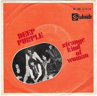 Cover Deep Purple - Strange Kind Of Woman