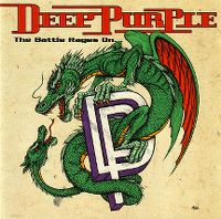 Cover Deep Purple - The Battle Rages On...