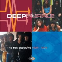 Cover Deep Purple - The BBC Sessions 1968-1970