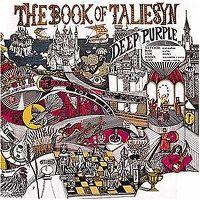 Cover Deep Purple - The Book Of Taliesyn