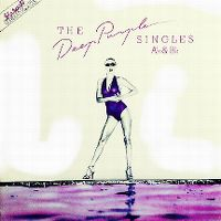Cover Deep Purple - The Deep Purple Singles A's & B's