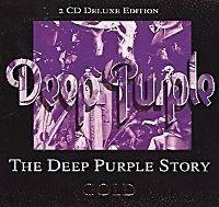Cover Deep Purple - The Deep Purple Story
