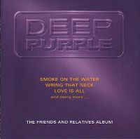 Cover Deep Purple - The Friends And Relatives Album