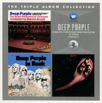 Cover Deep Purple - The Triple Album Collection