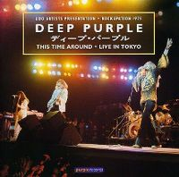 Cover Deep Purple - This Time Around - Live In Tokyo