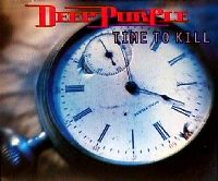 Cover Deep Purple - Time To Kill