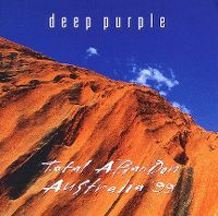 Cover Deep Purple - Total Abandon - Australia '99