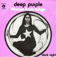Cover Deep Purple - Woman From Tokyo