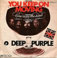 Cover Deep Purple - You Keep On Moving