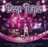 Cover Deep Purple with Orchestra - Live At Montreux 2011