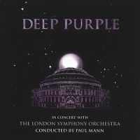 Cover Deep Purple with The London Symphony Orchestra - In Concert