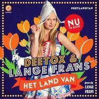 Cover Deetox & Lange Frans - Het land van