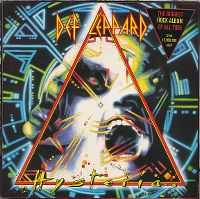 Cover Def Leppard - Hysteria