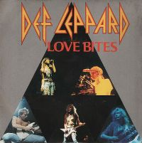 Cover Def Leppard - Love Bites