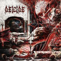Cover Deicide - Overtures Of Blasphemy