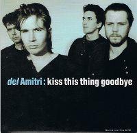 Cover Del Amitri - Kiss This Thing Goodbye