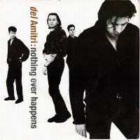 Cover Del Amitri - Nothing Ever Happens