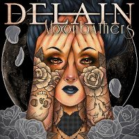 Cover Delain - Moonbathers