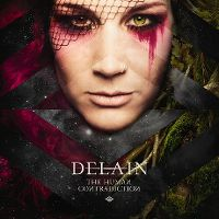 Cover Delain - The Human Contradiction