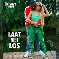 Cover Delany & Hansie - Laat niet los