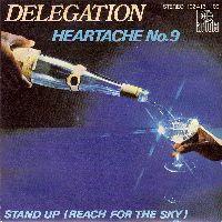 Cover Delegation - Heartache No.9