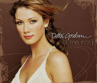 Cover Delta Goodrem - Not Me, Not I