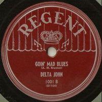 Cover Delta John - Helpless Blues