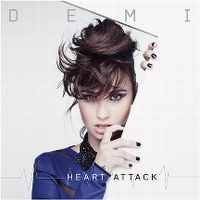 Cover Demi Lovato - Heart Attack