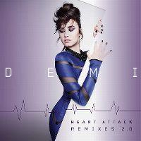 Cover Demi Lovato - Heart Attack