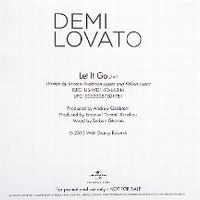 Cover Demi Lovato - Let It Go