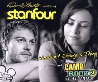 Cover Demi Lovato feat. Stanfour - Wouldn't Change A Thing