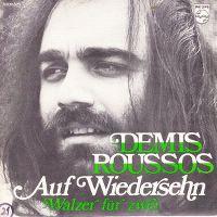 Cover Demis Roussos - Auf Wiederseh'n