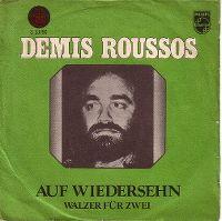 Cover Demis Roussos - Auf Wiedersehn