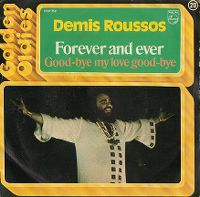 Cover Demis Roussos - Forever And Ever