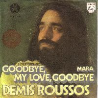 Cover Demis Roussos - Goodbye, My Love, Goodbye