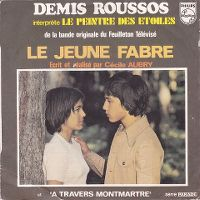 Cover Demis Roussos - Le peintre des étoiles