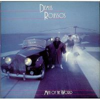 Cover Demis Roussos - Man Of The World