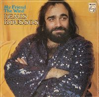 Cover Demis Roussos - My Friend The Wind