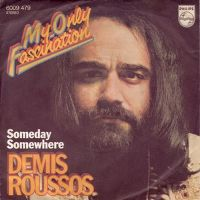 Cover Demis Roussos - My Only Fascination