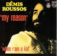 Cover Demis Roussos - My Reason